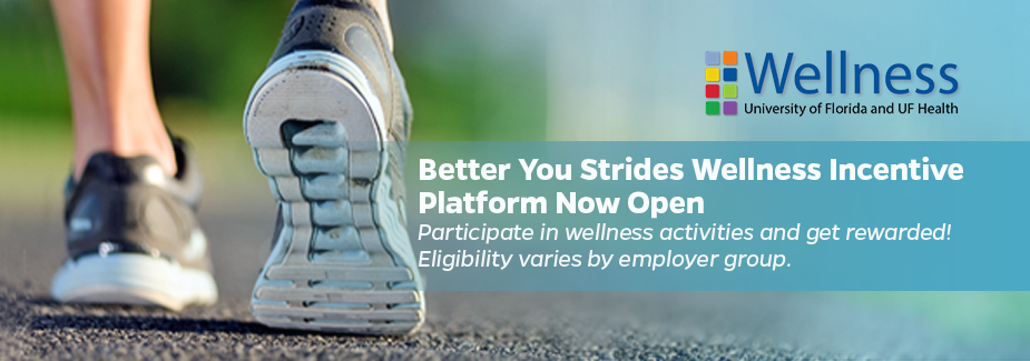 better you strides wellness incentive program