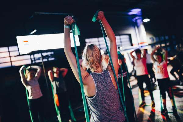 ongoing free fitness classes