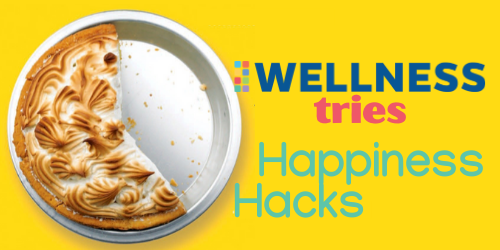 Wellness Tries Happiness Hacks