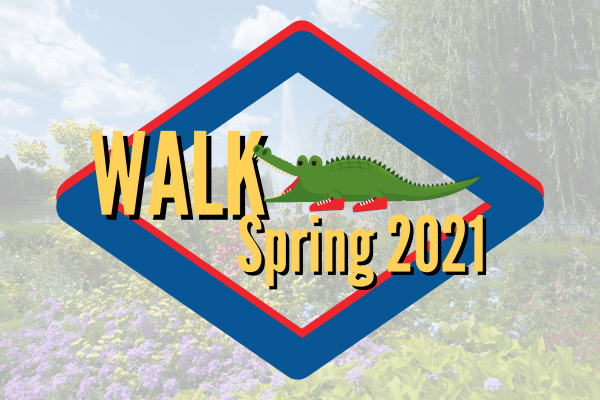 Walk Spring 2021 Logo