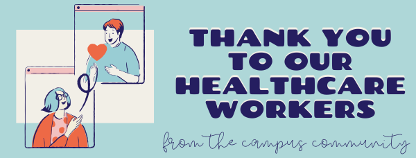 Thank you to our healthcare workers