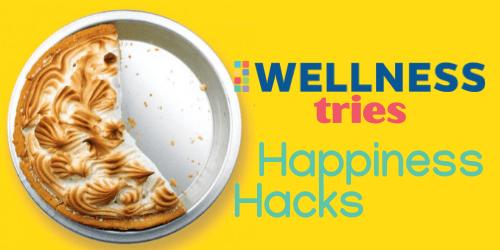 Wellness Tries Happiness Hacks
