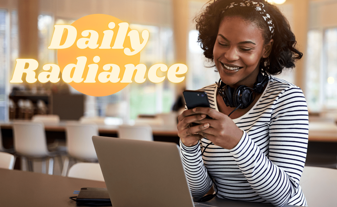 Daily radiance