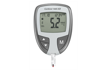 Contour Next EZ Blood Glucose Meter