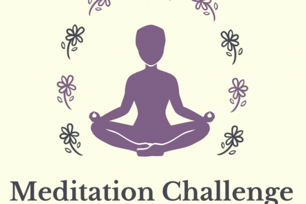 logo of person sitting in meditation pose