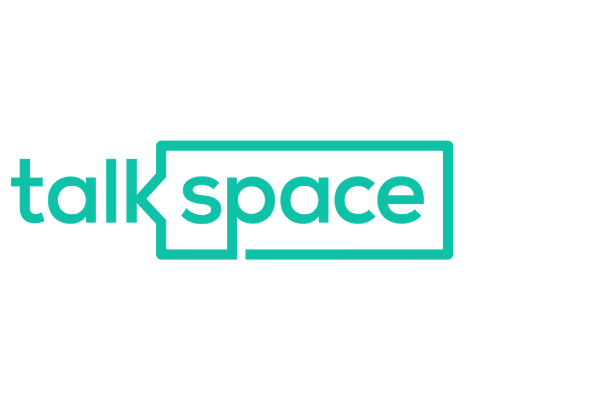 Talkspace logo in green