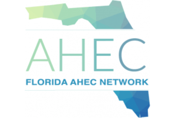 image of florida with text AHEC