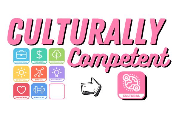 logo for culturally competent program