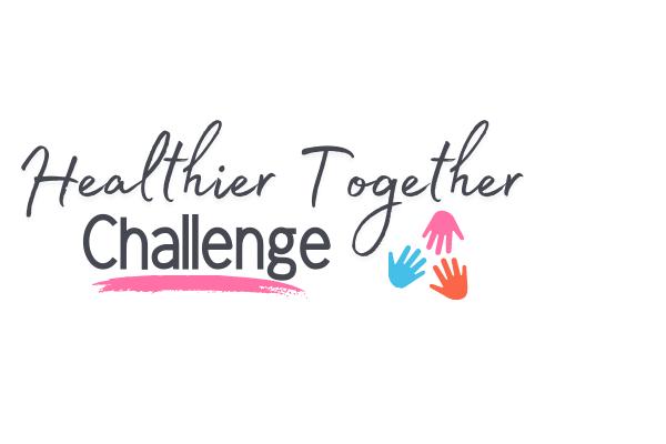 logo for healthier together challenge