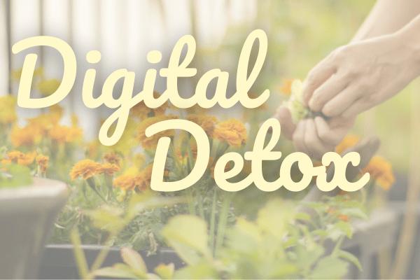 digital detox logo