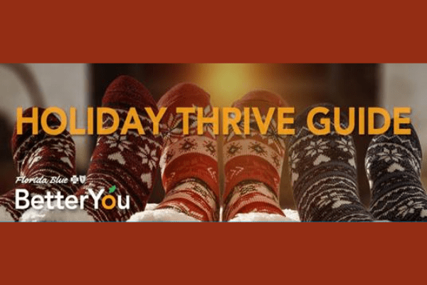 holiday thrive guide logo